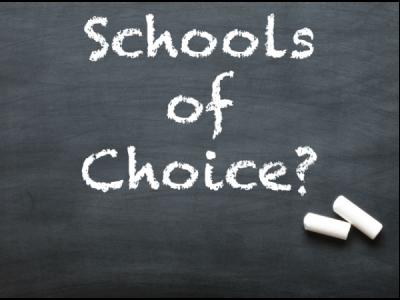 معیار انتخاب مدرسه