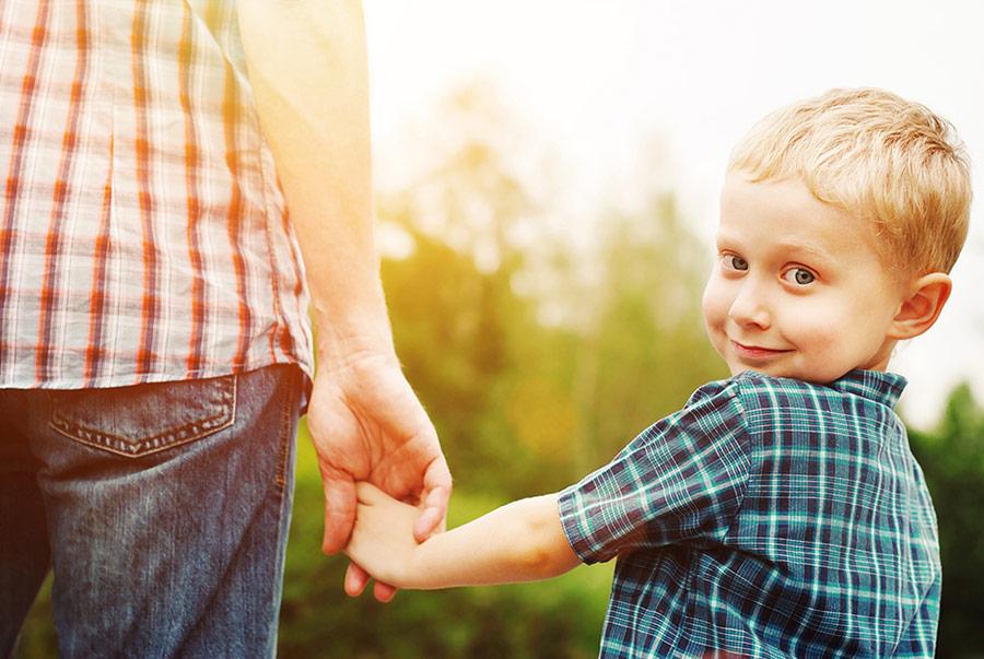 نیازهای کودکان در خانواده