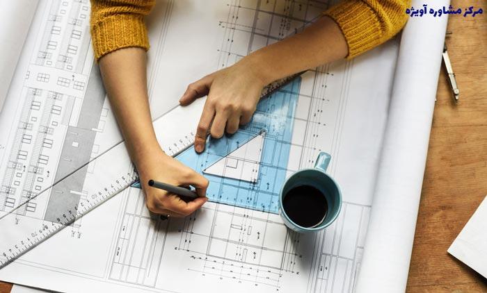 چارت درسی کاردانی فنی معماری – معماری روستایی