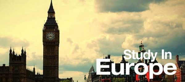 تحصیل در اروپا