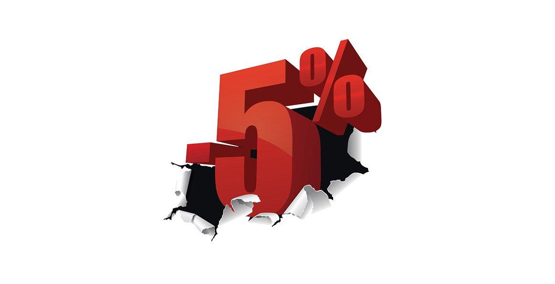 سهمیه ۵٪ ایثارگران
