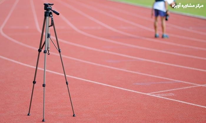 سه پایه عکاسی در رشته عکاسی