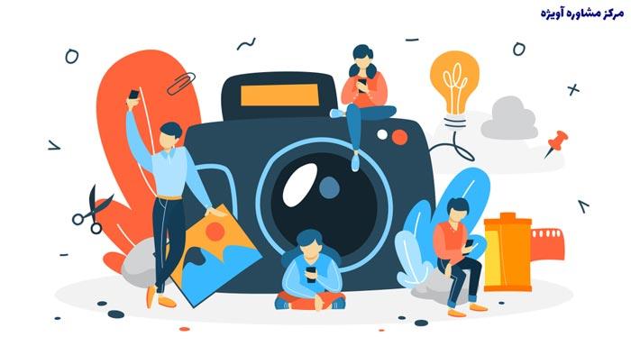 آینده شغلی رشته عکاسی در ایران