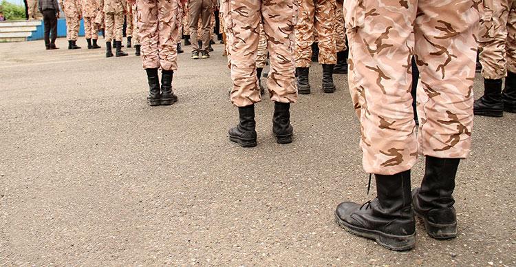 حقوق سربازی