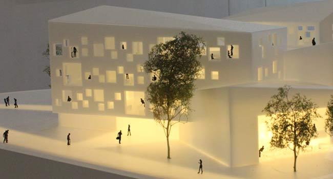 کارشناسی ارشد معماری