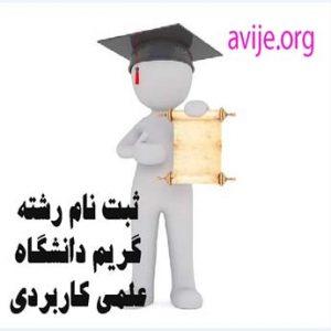 دانشگاه علمی کاربردی
