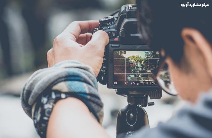 ثبت نام رشته عکاسی دانشگاه علمی کاربردی