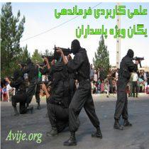 علمی کاربردی فرماندهی یگان ویژه پاسداران (شهید ایرانی)