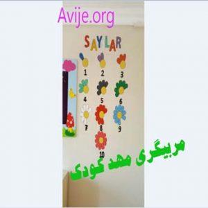 مرجع گرفتن کارت مربیگری مهد کودک