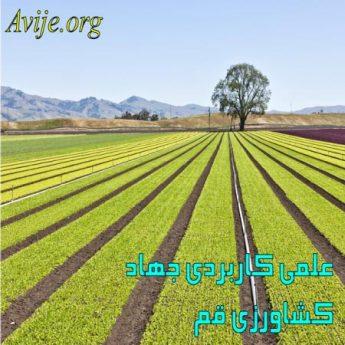 علمی کاربردی جهاد کشاورزی قم