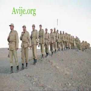 نمره چشم برای معافیت از خدمت سربازی