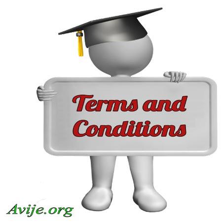 شرایط و ضوابط انتخاب رشته ارشد