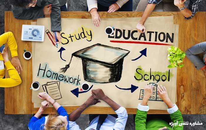 مشاوره تحصیلی خارج از کشور