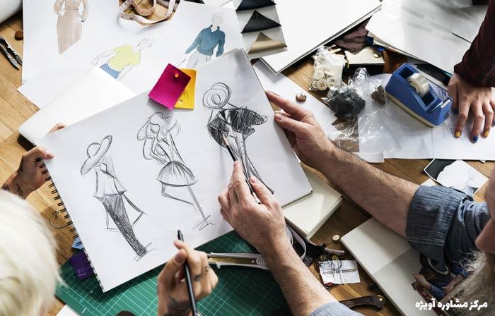 نکاتی در مورد رشته طراحی لباس در دانشگاه های کشور