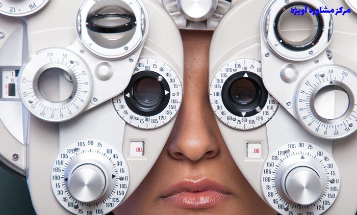 روش های برنامه ریزی برای کنکور بینایی سنجی