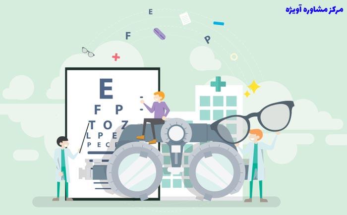 نکات برنامه ریزی برای کنکور بینایی سنجی