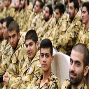 آیین نامه موی سر سربازان چگونه باید باشد؟