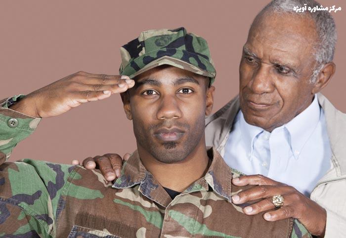 انواع معافیت کفالت پدر