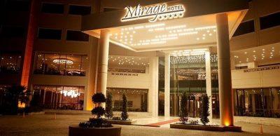 هتل میراژ کیش