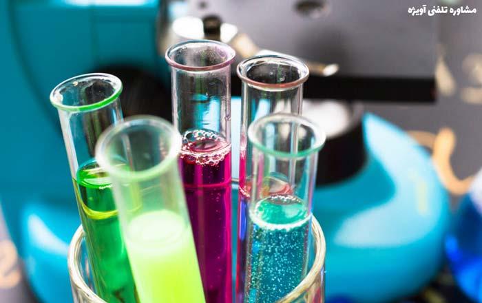 مراحل المپیاد شیمی در ایران