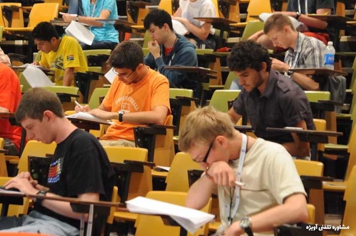 المپیاد های علمی دانشجویی غیر متمرکز