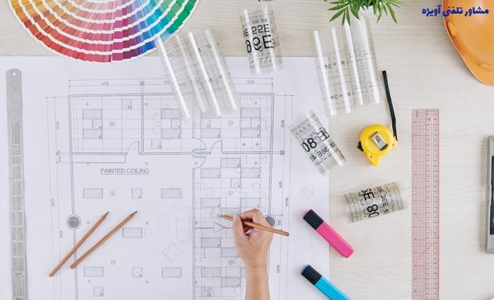 دروس پایه رشته طراحی صنعتی