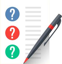 چه نوع سوالاتی در آزمون msrt مطرح میشود؟