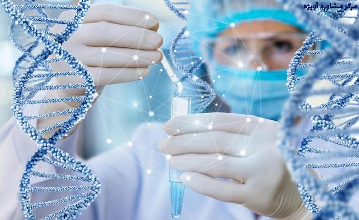 تفاوت رشته ژنتیک پزشکی و انسانی