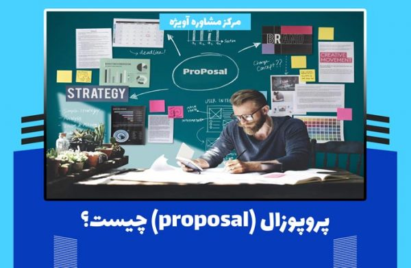 پروپوزال (proposal) چیست؟