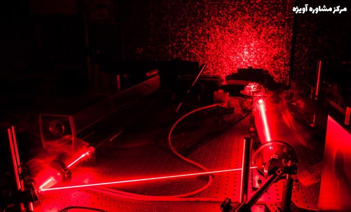چارت درسی رشته مهندسی اپتیک و لیزر