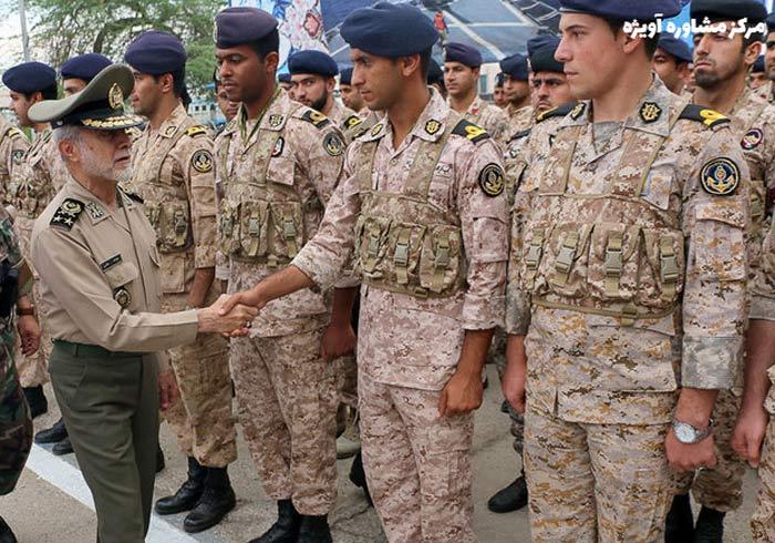 شرایط اختصاصی ثبت نام نیروی زمینی ارتش1400