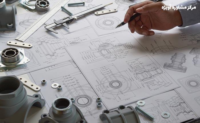 واحد های درسی رشته مهندسی مکانیک