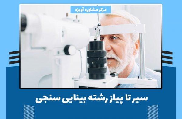 سیر تا پیاز رشته بینایی سنجی