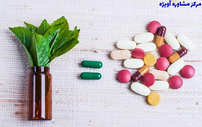 لیست دروس رشته گیاهان دارویی