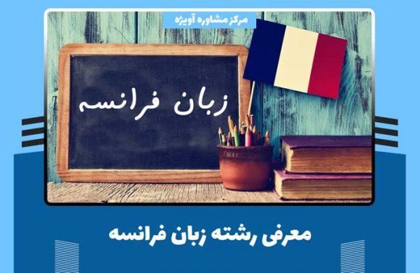 معرفی رشته زبان فرانسوی