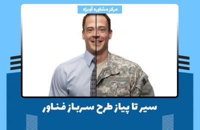 سیر تا پیاز طرح سرباز فناور