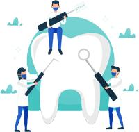 بازار کار رشته دندان پزشکی