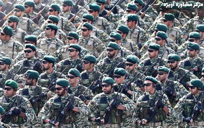 لیست پادگان های آموزشی سربازی وزارت دفاع