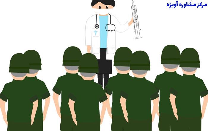 عوارض واکسن سربازی چیست؟